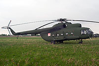 Helicopter-DataBase Photo ID:15679 Mi-8T 1st (37th) Army Aviation Wing 641 cn:10641