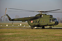 Helicopter-DataBase Photo ID:16528 Mi-8T (upgrade-1 by WZL-1) 1st (37th) Army Aviation Wing 645 cn:10645