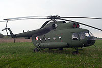 Helicopter-DataBase Photo ID:15681 Mi-8T 1st (37th) Army Aviation Wing 647 cn:10647