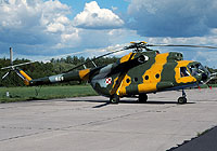 Helicopter-DataBase Photo ID:6215 Mi-8T/S (upgrade by WZL-1) 1st (37th) Army Aviation Wing 649 cn:10649