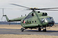 Helicopter-DataBase Photo ID:9192 Mi-8RL-T (upgrade by WZL-1) 3rd Search and Rescue Group 656 cn:10656