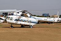 Helicopter-DataBase Photo ID:14695 Mi-8PS Helilift ST-ASN cn:22613