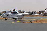 Helicopter-DataBase Photo ID:7835 Mi-8T unknown ST-BDJ cn:98841412