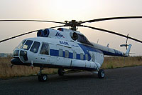 Helicopter-DataBase Photo ID:16034 Mi-8PS Badr Airlines ST-BDR cn:10733