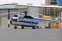 Helicopter-DataBase Photo ID:7650 Mi-8T Helilift ST-SHS cn:7295