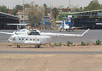 Helicopter-DataBase Photo ID:4029 Mi-8T Sudan Airways ST-VAH cn:98520650