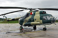 Helicopter-DataBase Photo ID:10710 Mi-8T Air Force and Air Defence of Bosnia and Herzegovina A-2602 cn:10993