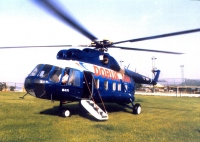 Helicopter-DataBase Photo ID:3237 Mi-8PS DORUK AIR TC-HDA cn:8561