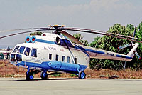 Helicopter-DataBase Photo ID:15096 Mi-8PS DORUK AIR TC-HDA cn:8561
