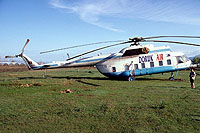 Helicopter-DataBase Photo ID:15097 Mi-8PS DORUK AIR TC-HDA cn:8561
