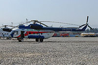 Helicopter-DataBase Photo ID:17834 Mi-8T Beibars UN-25310 cn:98203707