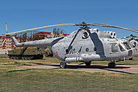 Helicopter-DataBase Photo ID:15912 Mi-8T Museum of the Armed Forces of the Republic of Kazakhstan