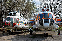 Helicopter-DataBase Photo ID:12936 Mi-8T Kazaviaspas of the EMERCOM of the Kazakh Republic UN-22684