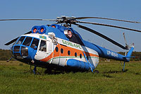 Helicopter-DataBase Photo ID:16384 Mi-8T Beibars UP-MI841 cn:98522481
