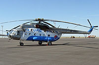 Helicopter-DataBase Photo ID:13860 Mi-8T Euro-Asia Air UP-MI857