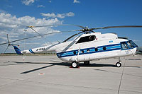 Helicopter-DataBase Photo ID:14620 Mi-8MSB-T KazMedAir UP-MI866 cn:9797525