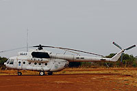 Helicopter-DataBase Photo ID:17781 Mi-8T Intergovernmental Authority on Development UR-AID cn:98625233