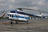 Helicopter-DataBase Photo ID:10960 Mi-8MSB-T (UUAP) Motor Sich UR-MSF cn:9744312