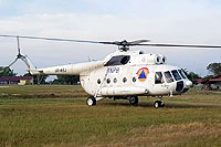 Helicopter-DataBase Photo ID:14855 Mi-8MSB-T (KVZ) National Disaster Management Authority UR-MSJ cn:3172