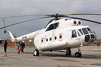 Helicopter-DataBase Photo ID:15657 Mi-8MSB-T (UUAP) Motor Sich UR-VBD cn:99357492