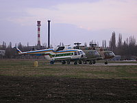 Helicopter-DataBase Photo ID:865 Mi-8T Ukrainian Border Guard 04 blue