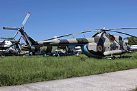 Helicopter-DataBase Photo ID:14735 Mi-8T State Aviation Museum 04 yellow cn:6966
