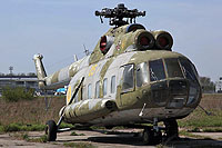 Helicopter-DataBase Photo ID:14267 Mi-8PS Ukrainian Air Force 05 yellow cn:7302