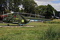 Helicopter-DataBase Photo ID:6601 Mi-8T Helicopter Museum Konotop 06 yellow