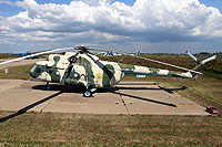 Helicopter-DataBase Photo ID:11189 Mi-8T Naval Forces of Ukraine 10 blue cn:1810
