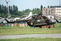 Helicopter-DataBase Photo ID:9001 Mi-8MT Ukrainian Air Force 16 blue