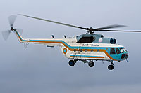 Helicopter-DataBase Photo ID:13526 Mi-8IV MNS UKRAINA 21 yellow cn:9798728