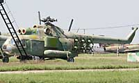 Helicopter-DataBase Photo ID:874 Mi-8PPA Ukrainian Air Force 24 blue