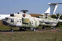 Helicopter-DataBase Photo ID:14230 Mi-8PPA Ukrainian Air Force 27 yellow