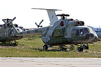 Helicopter-DataBase Photo ID:14231 Mi-8PPA Ukrainian Air Force 27 yellow
