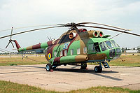 Helicopter-DataBase Photo ID:8998 Mi-8PS Ukrainian Air Force 31 blue