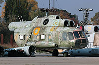 Helicopter-DataBase Photo ID:14302 Mi-8SMV Naval Forces of Ukraine 33 blue