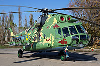 Helicopter-DataBase Photo ID:16305 Mi-8MSB-V (KVZ) Naval Forces of Ukraine 44