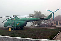 Helicopter-DataBase Photo ID:13937 Mi-8T Historical Museum of Yuzhnoukrainsk 46 red