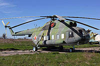Helicopter-DataBase Photo ID:14133 Mi-8PS Ukrainian Army Aviation 50 red cn:7595