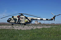 Helicopter-DataBase Photo ID:13721 Mi-8IV Ukrainian Army Aviation 89 red cn:98333600