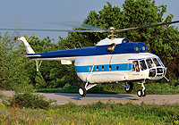 Helicopter-DataBase Photo ID:8142 Mi-8MSB with TV3-117VMA-SBM1V 4E series engines (upgrade by Motor Sich)