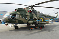 Helicopter-DataBase Photo ID:14794 Mi-8MSB-V Motor Sich