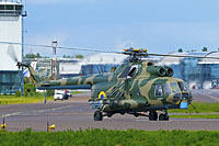 Helicopter-DataBase Photo ID:16209 Mi-8MSB-V (KVZ) Ukrainian National Guard