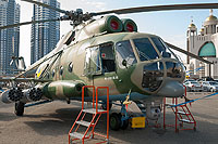 Helicopter-DataBase Photo ID:16303 Mi-8MSB-V (KVZ) Motor Sich