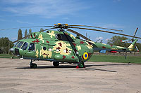 Helicopter-DataBase Photo ID:16632 Mi-8MSB-V (KVZ) Ukrainian Air Force