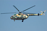 Helicopter-DataBase Photo ID:1462 Mi-8PS Vietnamese People's Army Air Force 7836