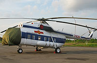 Helicopter-DataBase Photo ID:4774 Mi-8PS Vietnamese People's Army Air Force 7836
