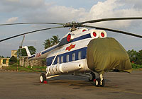 Helicopter-DataBase Photo ID:4778 Mi-8PS Vietnamese People's Army Air Force 7836
