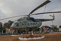 Helicopter-DataBase Photo ID:11059 Mi-8T Indian Air Force Z1372 cn:22316