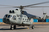Helicopter-DataBase Photo ID:6517 Mi-8T Indian Air Force Z2364 cn:22376
